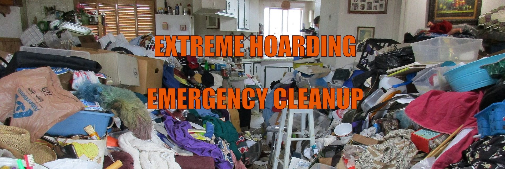 extreme hoarding cleaning London Ontario